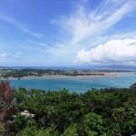 嵐山展望台からの眺め①
