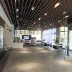 恩納村文化情報センター 1階ロビー・観光情報フロア